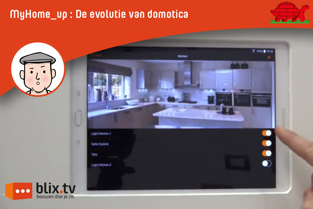 Myhome_up : de evolutie van domotica