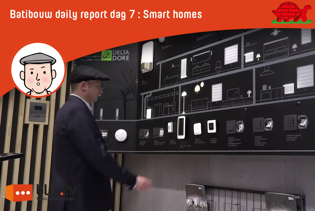 Smart homes & home automation